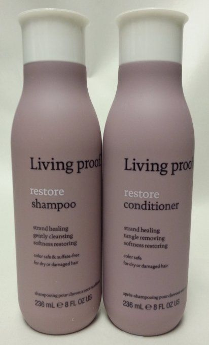 Living proof restore - I had destroyed my hair over the years due to bleaching it and have recently discover living proof... Best discovery I ever made! One month in and my hair is back to life and feels/looks amazing!! I will never go back to any other shampoo! Totally worth the price!!
