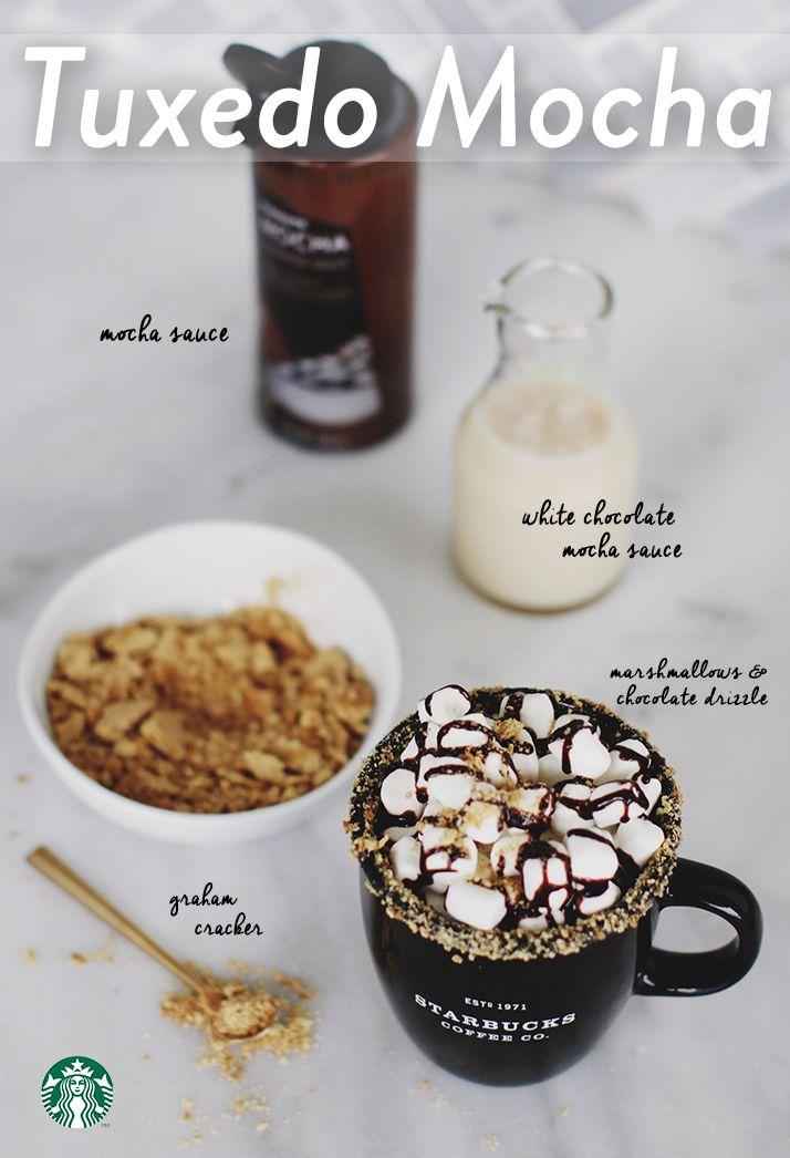 Tuxedo Hot Chocolate Ingredients