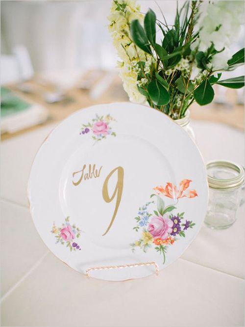 Best 25+ Vintage plates ideas on Pinterest | Vintage ...