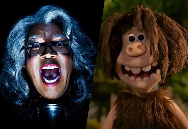 Lionsgate Sets A Madea Halloween 2 and Early Man Release Dates
