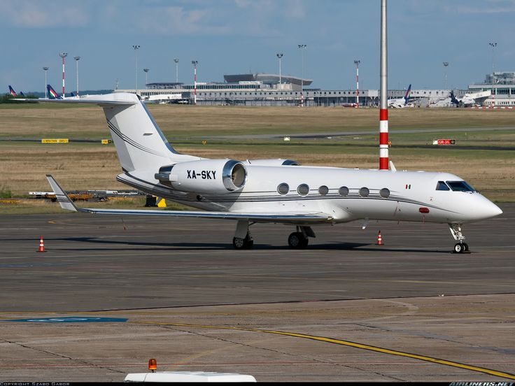 Gulfstream Aerospace G-IV Gulfstream IV-SP - Untitled | Aviation Photo #1572895 | Airliners.net