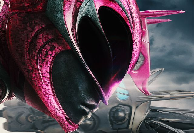 New Power Rangers Character Posters are Here