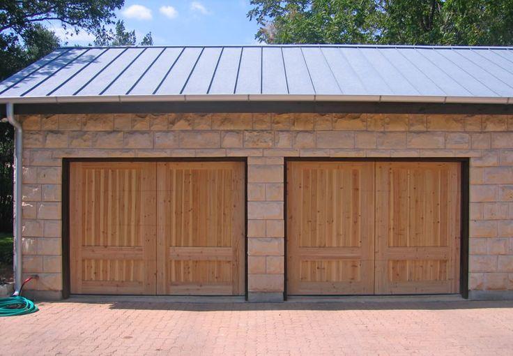 hill country garage door