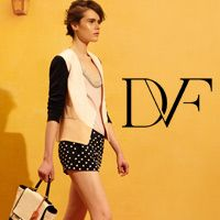 DVF Spring Event at Saks.com
