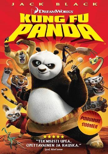 Kung Fu Panda (1-disc)