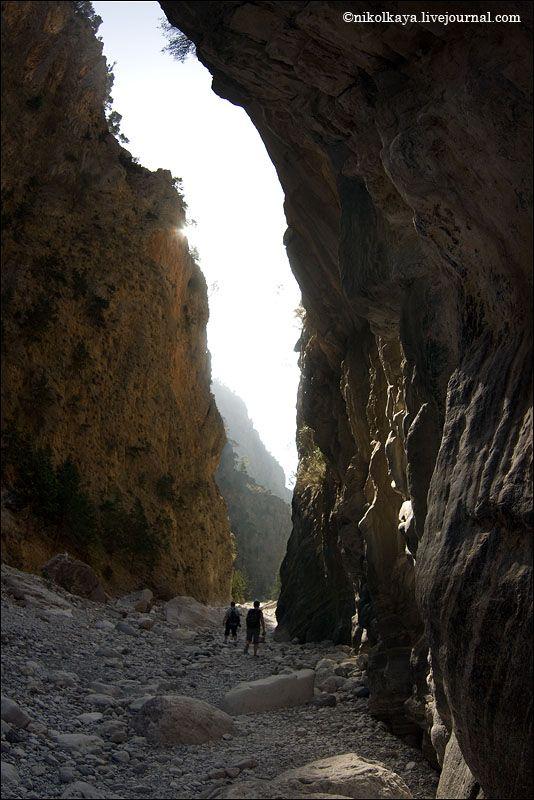 #Samaria George #Crete Island  / Крит. Ущелье Самарья