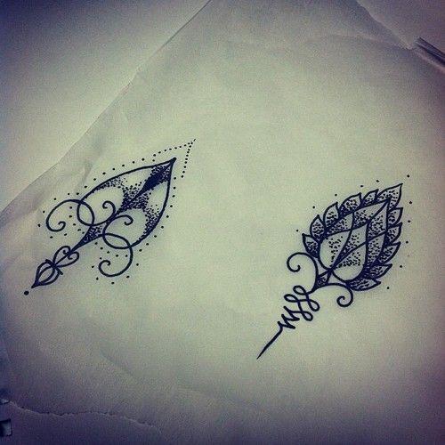 Minimalist geometric tattoos taken with instagram at for Minimal art instagram