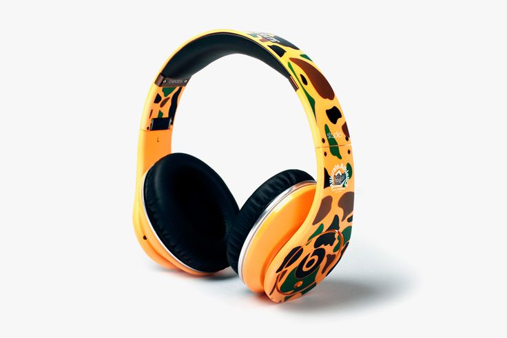 Milkcrate Athletics x Beats by Dre Headphones