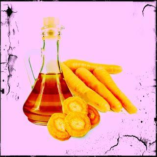 Usos del aceite de zanahorias en http://viviangilro.blogspot.com/2015/05/usos-del-aceite-de-zanahoria.html