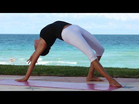 Йога для похудения – УРОК 1. Джилиан Майклс. - YouTube