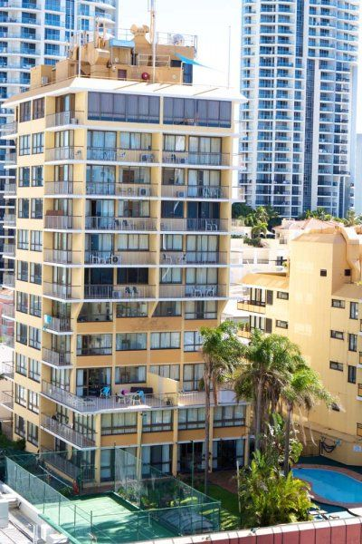 Promenade Apartments - The Apartments - Gold Coast Family Accommodation
