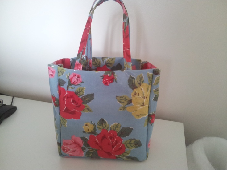 Cath Kidston fabric lunch bag