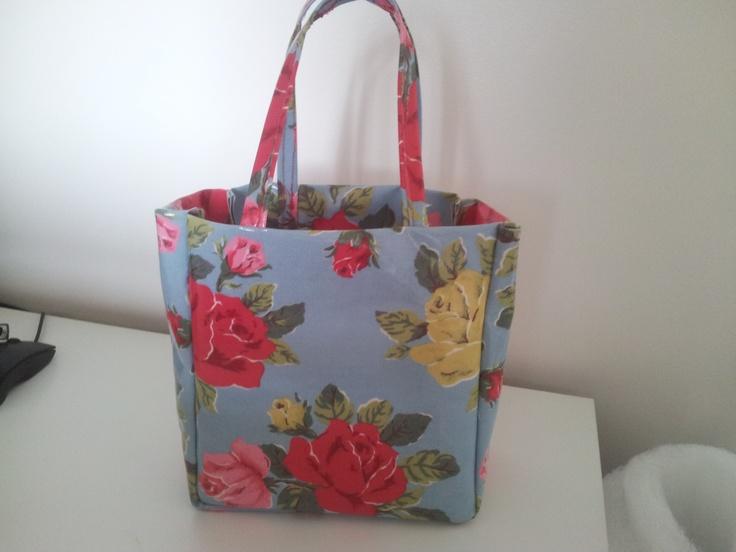 Cath Kidston fabric lunch bag