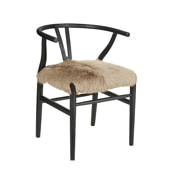 Murciana Goat Hair Armchair