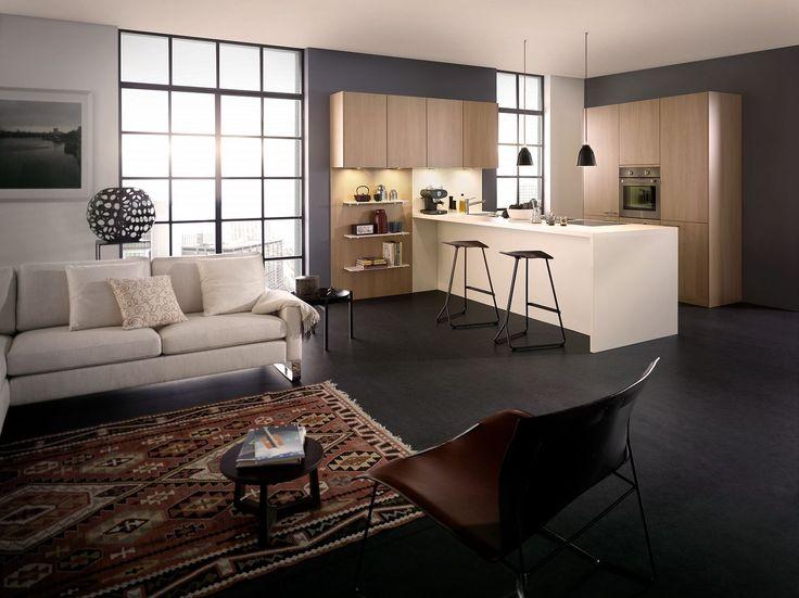 Leicht, Wohnen, Moderne Küchen, Weiß Küchen, Moderne Häuser, Modernes  Design, Moderne Küche Design, Küche Designs, Küche Ideen