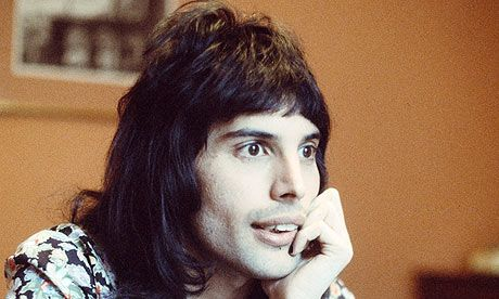 'I can dream up all kinds of things' – a classic Freddie Mercury interview from the vaults