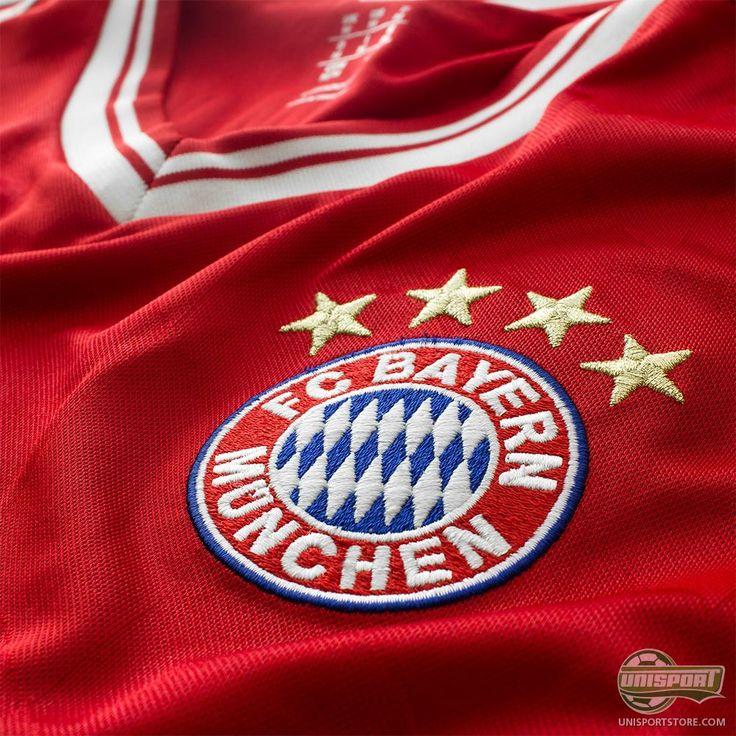 Bayern Munich jersey logo