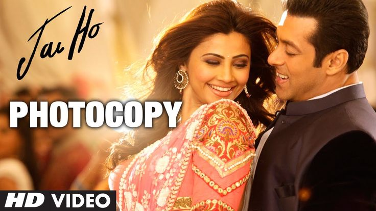 Jai Ho: Photocopy Video Song | Salman Khan, Daisy Shah, Tabu (+playlist)