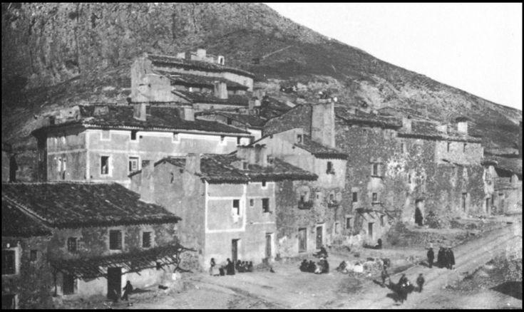 Barrio del Castillo (1910).