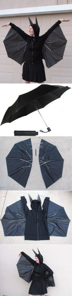 雨が降るのが楽しみ!増えていくビニール傘のかわいいリメイク13選☆ ページ3 | CRASIA(クラシア)