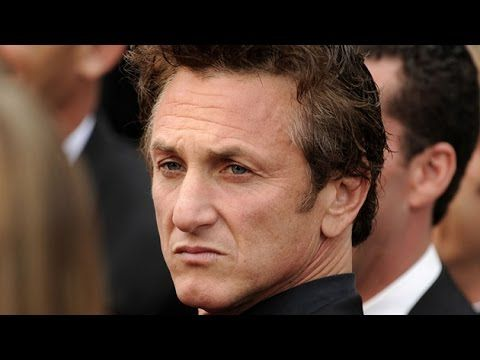 """Sean Penn Disembowels Dick Cheney """"This Embittered Bacteria of Humanity"""" !"""