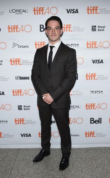 """Kevin Guthrie Photos - Actor Kevin Guthrie attends the """"Sunset Song"""" photo call during the 2015 Toronto International Film Festival at Winter Garden Theatre on September 13, 2015 in Toronto, Canada. - 2015 Toronto International Film Festival - 'Sunset Song' Photo Call"""