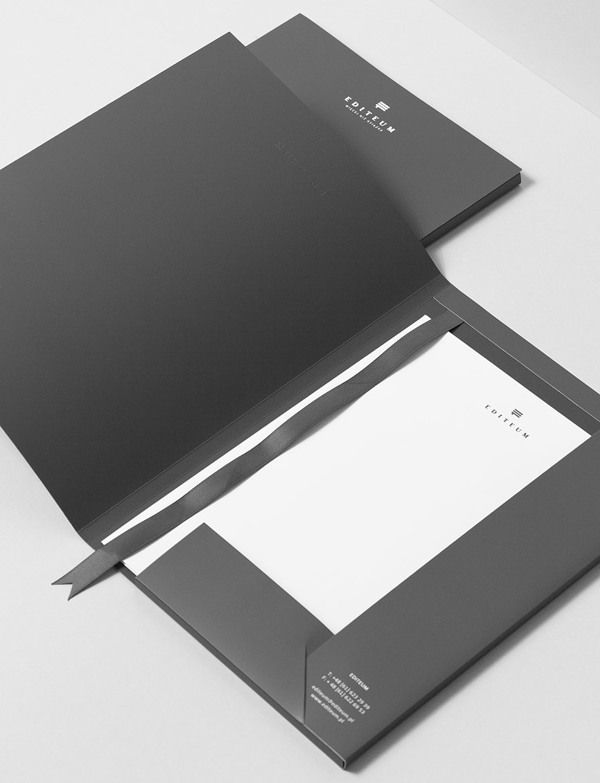 EDITEUM by for brands, via Behance                                                                                                                                                                                 More