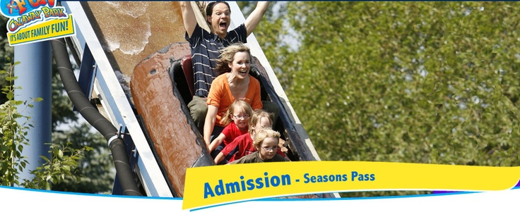 Western Canada's Largest Outdoor Family Amusement Park - Your Playcation Destination
