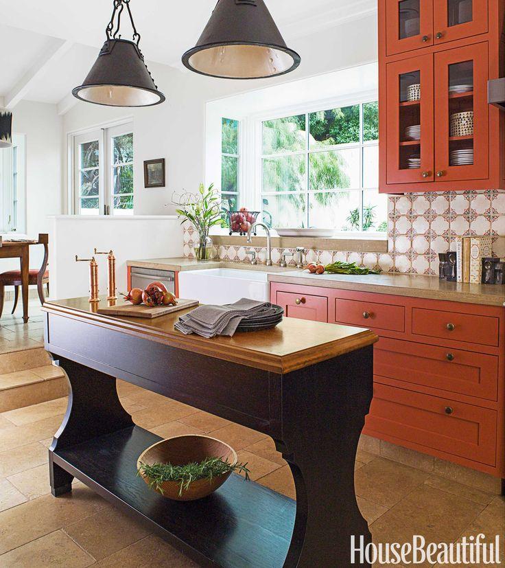Orange Kitchen Accents: Best 25+ Burnt Orange Decor Ideas On Pinterest