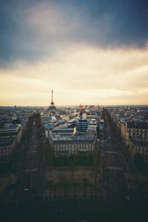 the morning dawned on the city he loved, Paris was as beautiful to the eye as it was to the mind