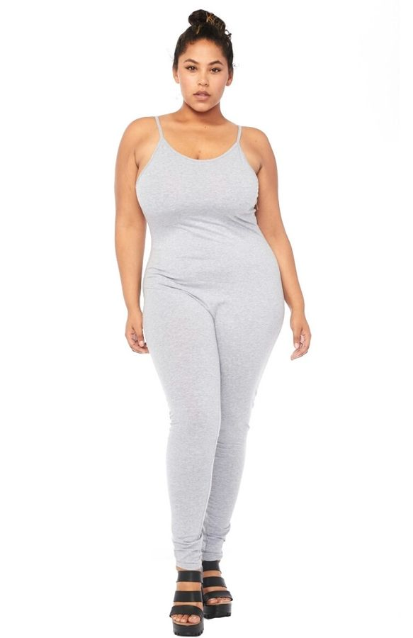 Worked Jumpsuit