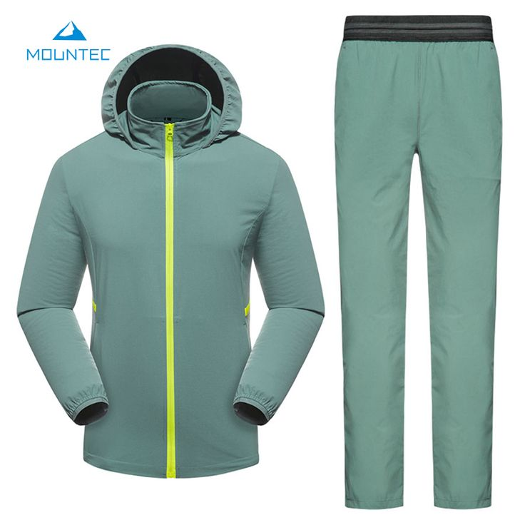 MOUNTEC Camping Hiking Clothing Outdoor Jacket Mens Sports Quick Dry Breathable Jackets Outdoor Women Sport Hiking Jacket #Affiliate