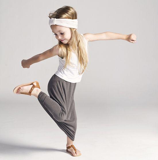 Kids maxi skirt fashion