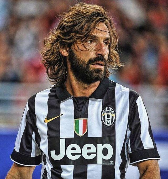 Andrea Pirlo #Juventus