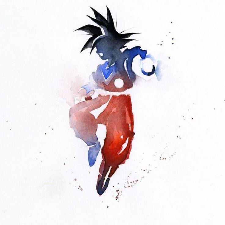 Blule faz pinturas em aquarela de super-heróis, cultura pop, mulheres e lugares - Estante em Códigos