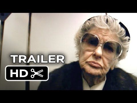 Elaine Stritch: Shoot Me Official Trailer 1 (2014) - Documentary HD. Premieres March 14th