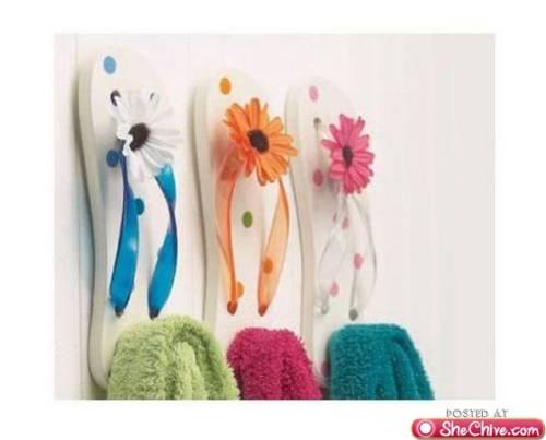 24 Best Flip Flop Bathroom Decor Images On Pinterest