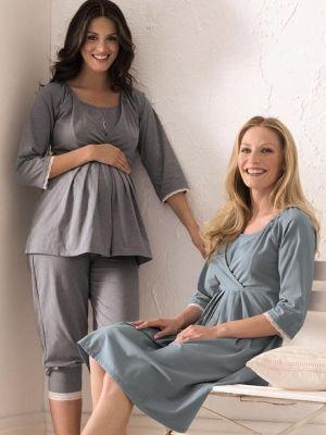 Koszula nocna ci��owa i do karmienia Eike 1225 -PROMOCJA http://maternity24.pl/pl/p/Koszula-nocna-ciazowa-i-do-karmienia-Eike-1225-PROMOCJA-/1088
