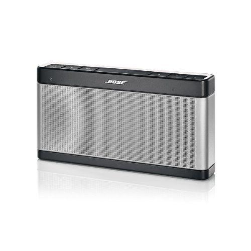 Enceinte sans Fil Bose SoundLink III: l'enceinte soundlink iii est l'enceinte mobile bluetooth la plus performante de bose. elle se…