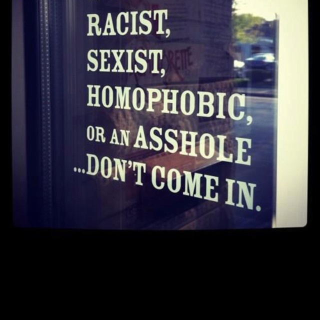 Need this on the door