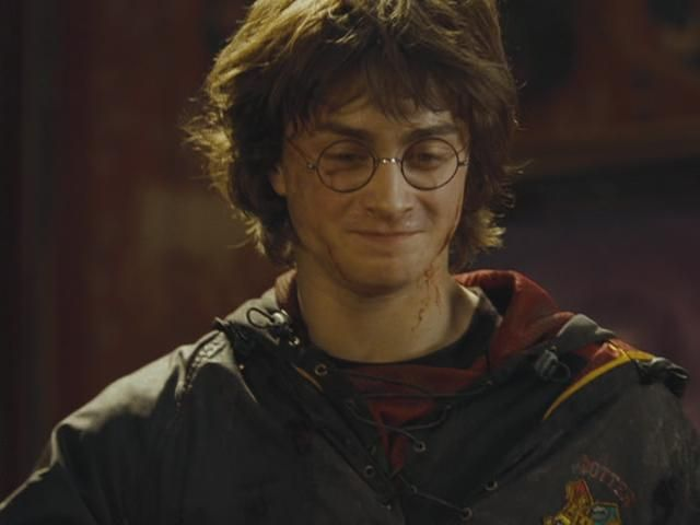 Daniel Radcliffe In Harry Potter And The Goblet Of Fire Picture 17 Of 262 Daniel Radcliffe Harry Potter Harry Potter Goblet Harry Potter Years