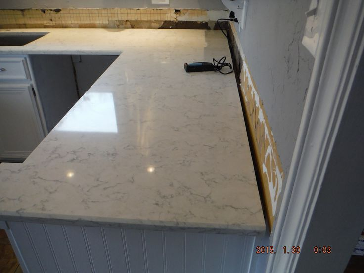 LQ Viatera Minuet Quartz Kitchen Install For The Harvey Family. Knoxvilleu0027s  Stone Interiors. Showroom