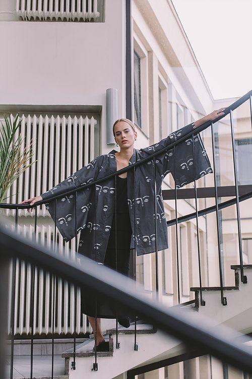 NATALIA SIEBUŁA * kimono NATSUMI