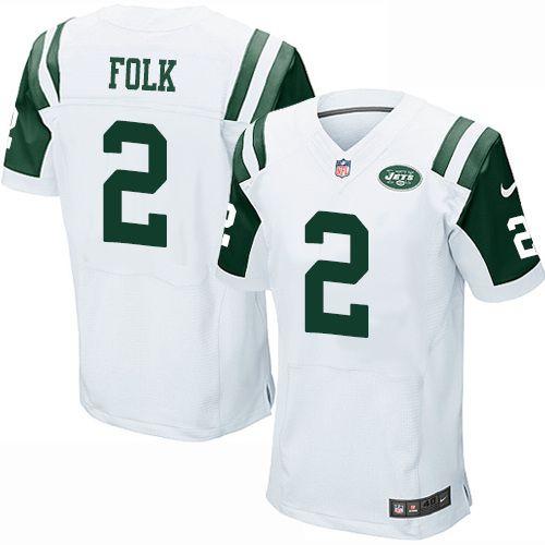 green team color vapor untouchable limited jersey nfl new york jets nick folk men elite white 2 jers