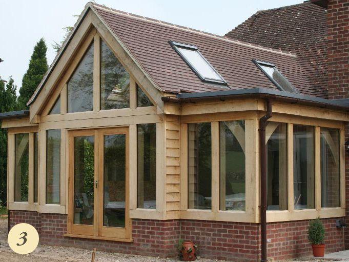 16 Best Oak Framed Garden Rooms Images On Pinterest