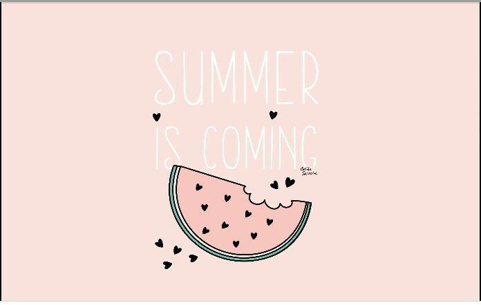 Pin On Deco In 2021 Pink Wallpaper Pc Cute Desktop Wallpaper Watermelon Wallpaper