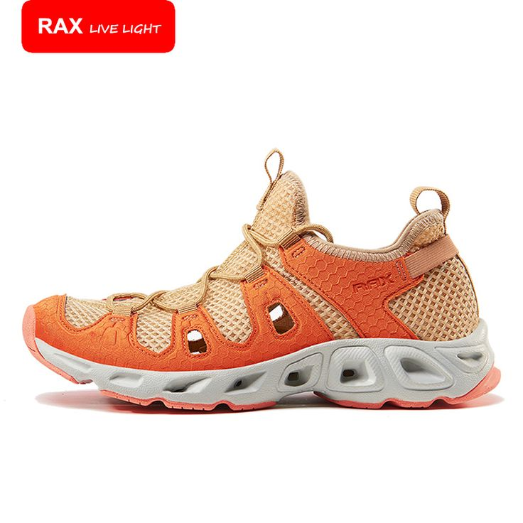 RAX 4 Colors Men Women Quick-dry Hiking Fishing Shoes Outdoor Breathable Lightweight Walking Trekking Shoes Aqua Shoes 72-5K402