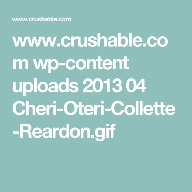www.crushable.com wp-content uploads 2013 04 Cheri-Oteri-Collette-Reardon.gif