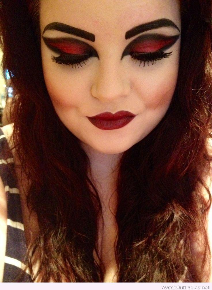 15 best Halloween Makeup Videos images on Pinterest | Halloween ...