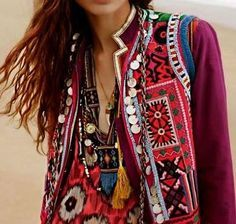 ╰☆╮Boho chic bohemian boho style hippy hippie chic bohème vibe gypsy  fashion indie